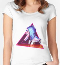 Fantasy Man  Women's Fitted Scoop T-Shirt