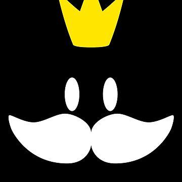 King Bob Omb  by Alondyte