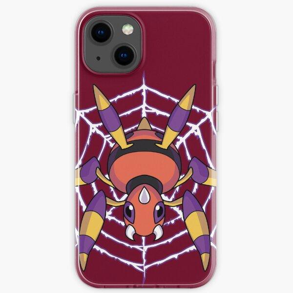 Sticky Web iPhone Soft Case