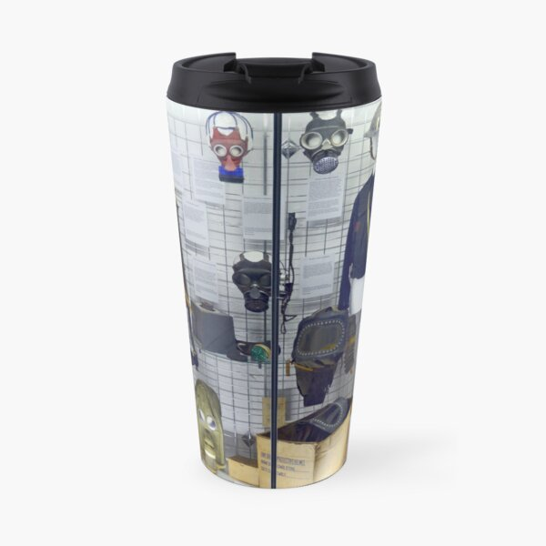 Home Fronts Museum Travel Mug