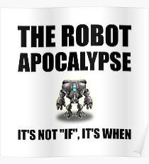 Robot Apocalypse Poster