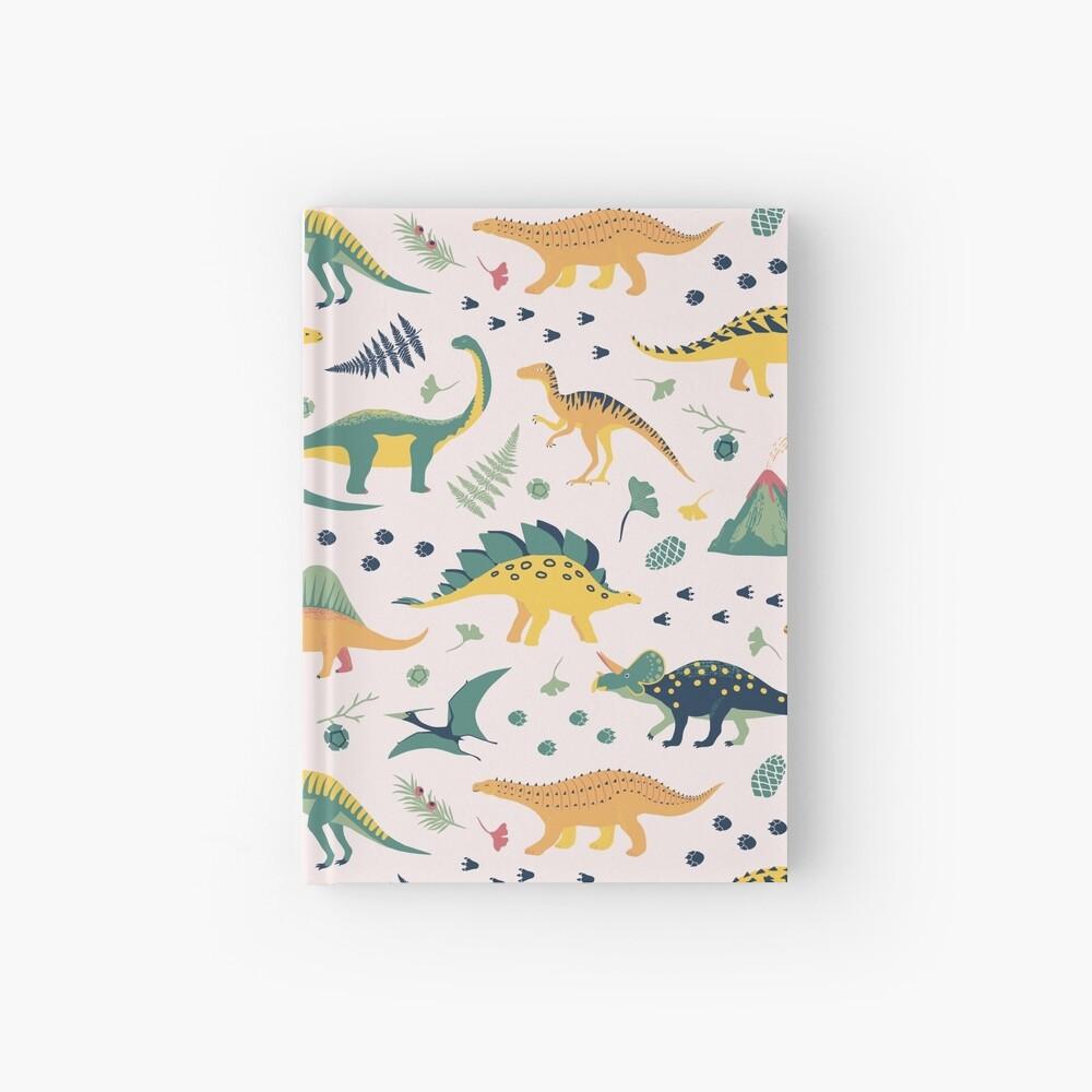 Land of Dinosaurs Hardcover Journal