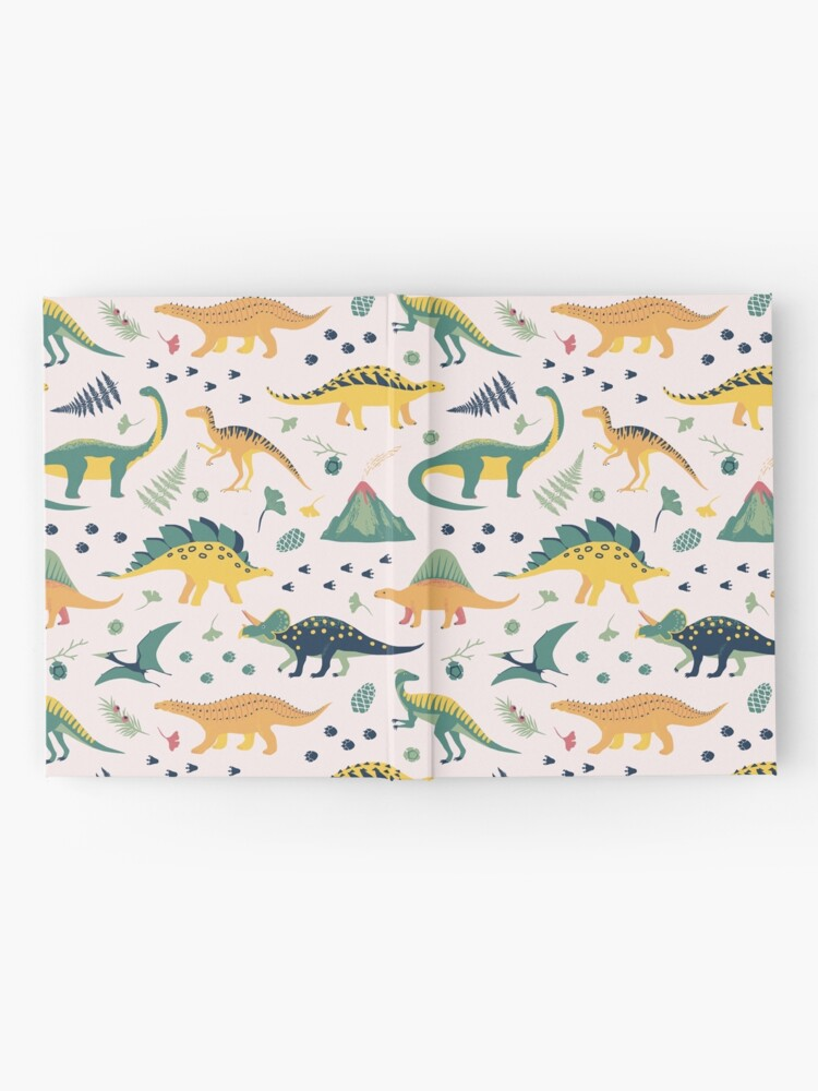 Alternate view of Land of Dinosaurs Hardcover Journal