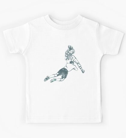Rugby Players Kids Tee