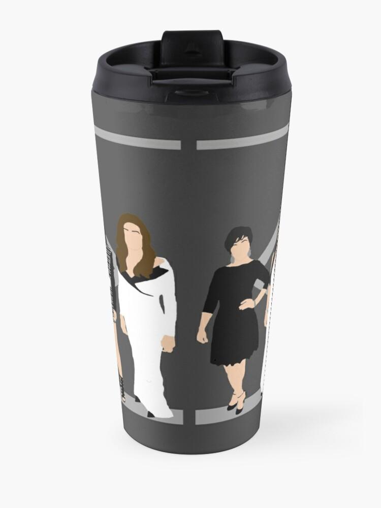 Alternate view of Kardashian/Jenner women Travel Mug