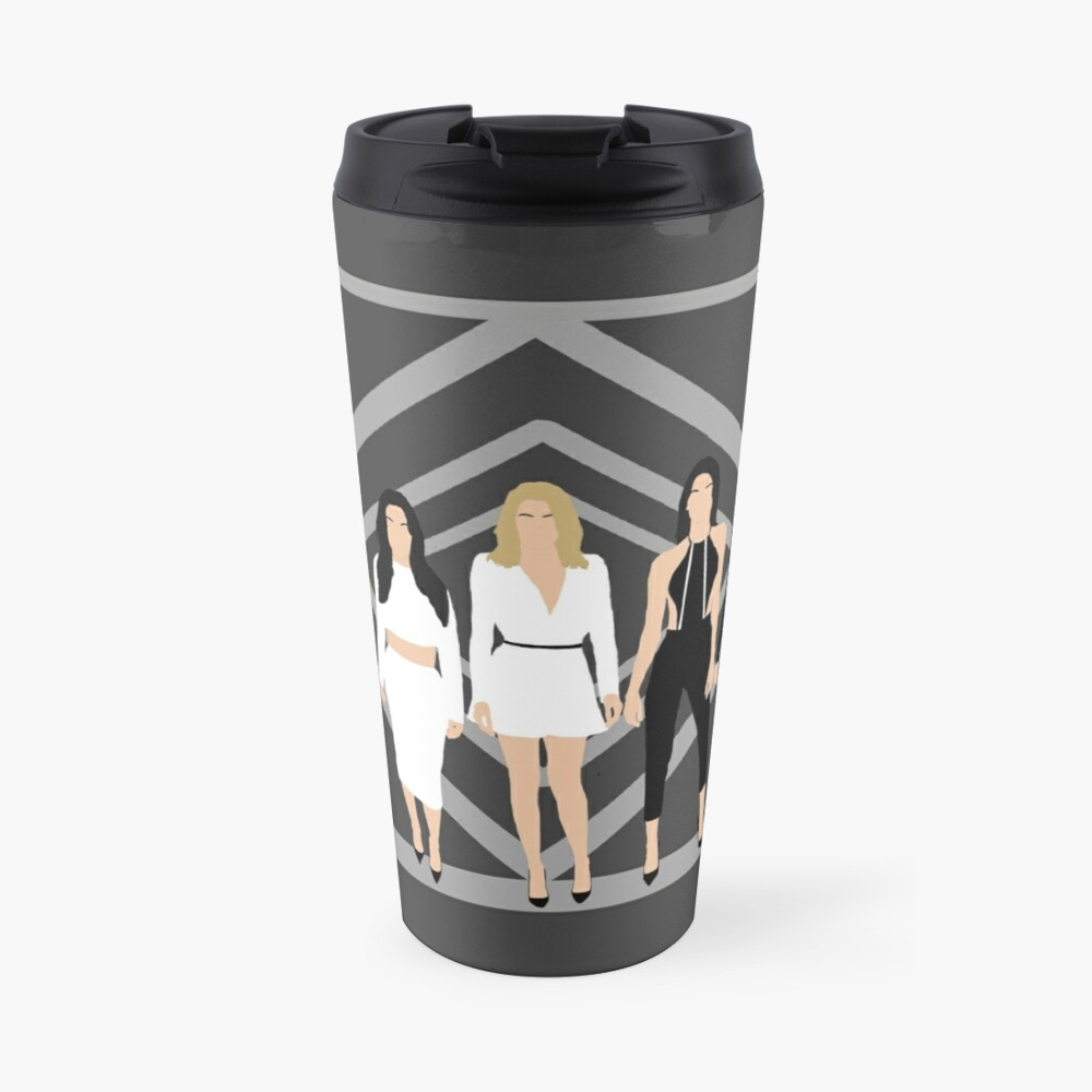 Kardashian/Jenner women Travel Mug