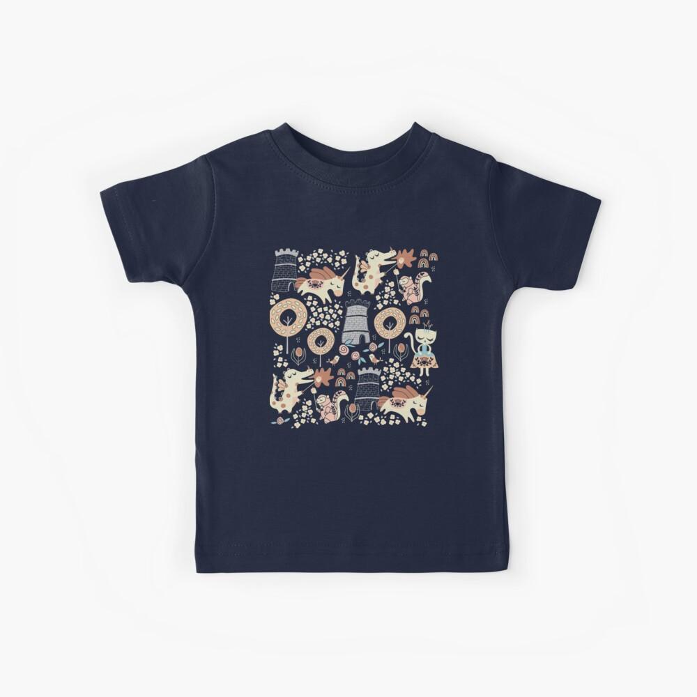 Animal Kingdom  Kids T-Shirt