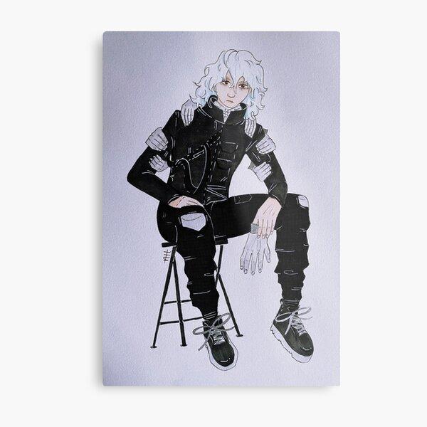 shigaraki >:) Metal Print
