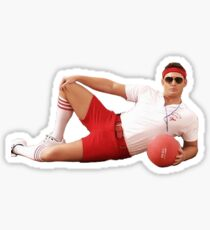 Coach Dean Winchester Sticker