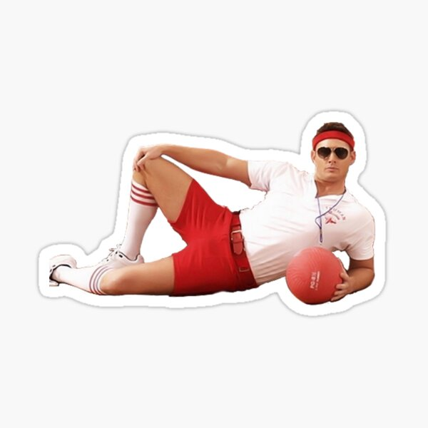 Coach Dean Winchester Sticker