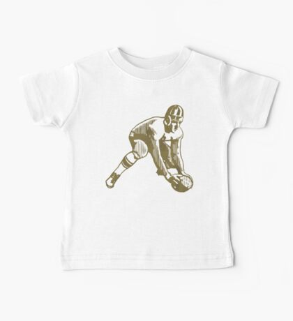 Football Player Baby Tee