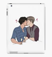 kisses iPad Case/Skin