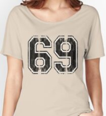 69 Classic Women's Relaxed Fit T-Shirt
