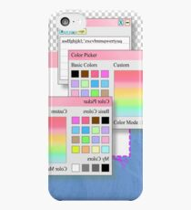 Cut It! iPhone 5c Case