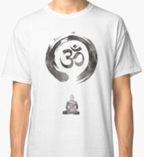 Inner Peace in the Beauty of the Night Classic T-Shirt