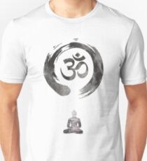 Inner Peace in the Beauty of the Night Unisex T-Shirt