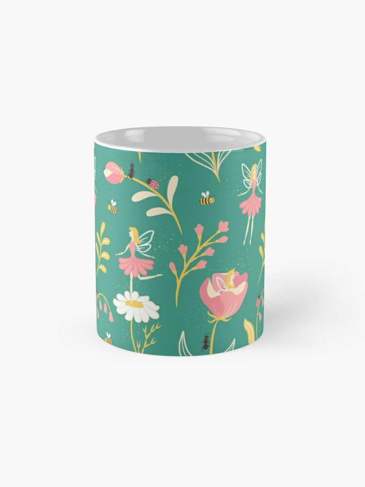 Alternate view of Fairy Meadow Mug