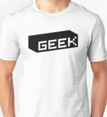 Geek - Black Unisex T-Shirt