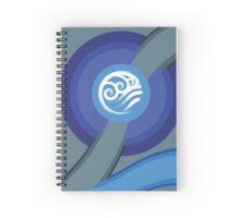 Avatar - Water Spiral Notebook