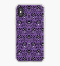 Haunted Mansion Wallpaper iPhone Case