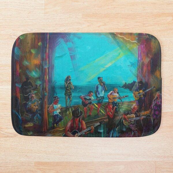 Hidden Treasures Album launch - Agnes Water Bath Mat