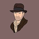 Indiana Jones by rmcbuckeye