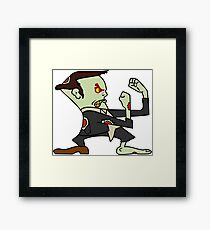 The Fighting Walkers Framed Print