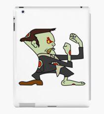The Fighting Walkers iPad Case/Skin