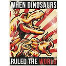 Jurassic Propaganda by juanotron