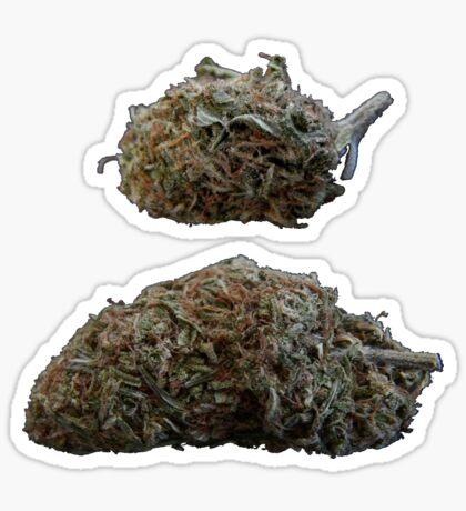 420 Buds #91 Sticker