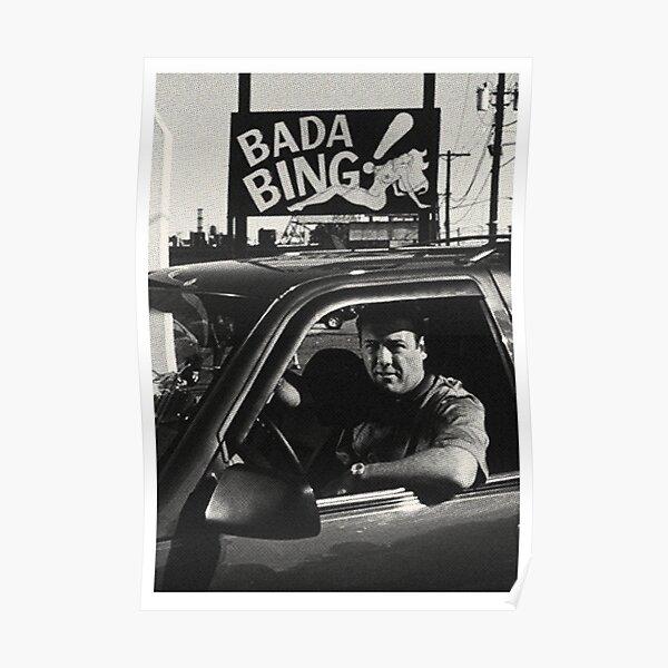 Bada Bing Poster