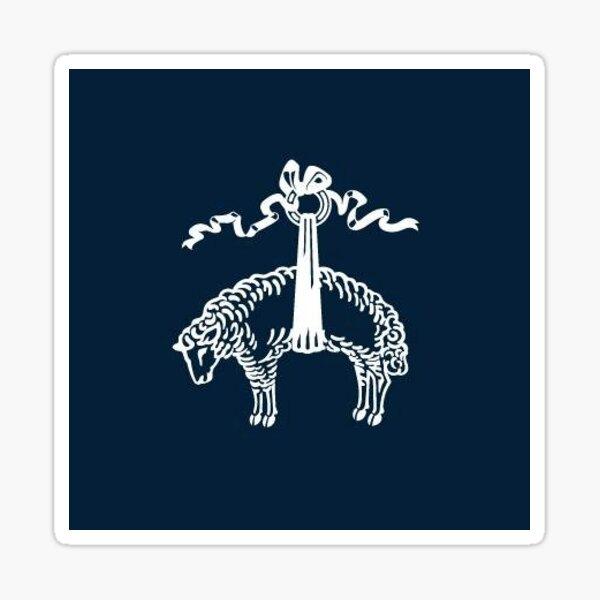 Brooks Brothers Blue Sticker