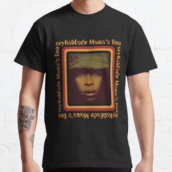 BowersJ Erykah Badu Mama_s Gun Men_s T-shirt classique