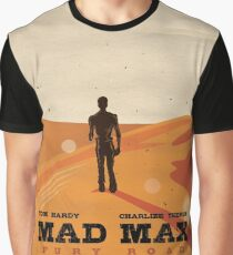 FURY ROAD Graphic T-Shirt
