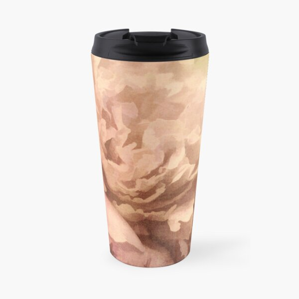 Peonies III Travel Mug