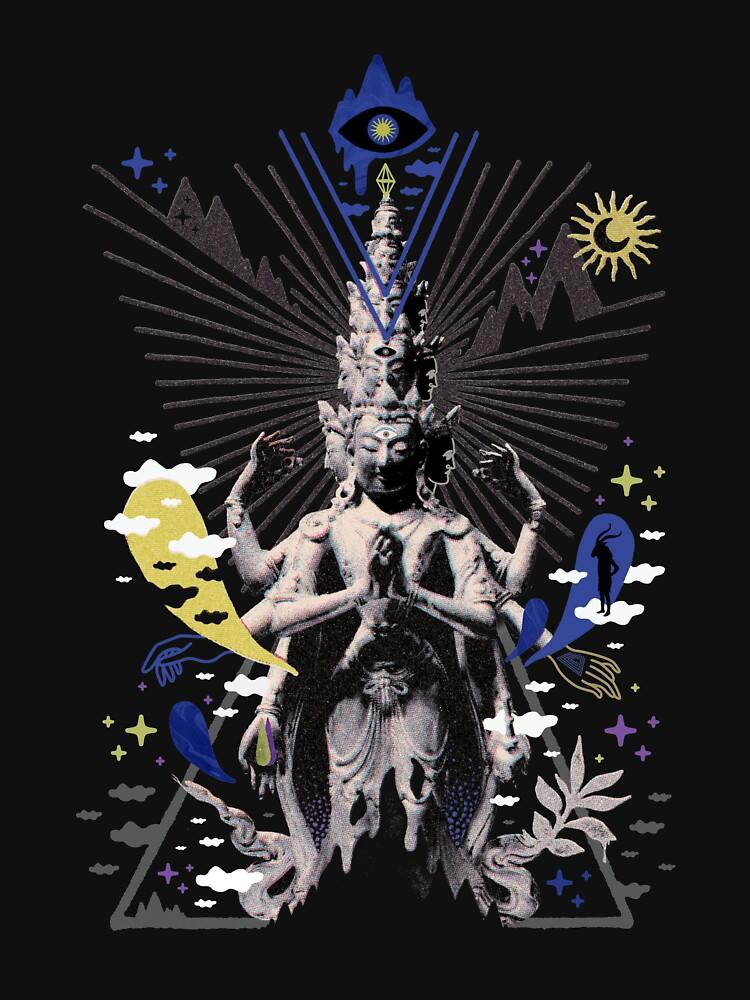 Divine Intervention by ordinaryfox