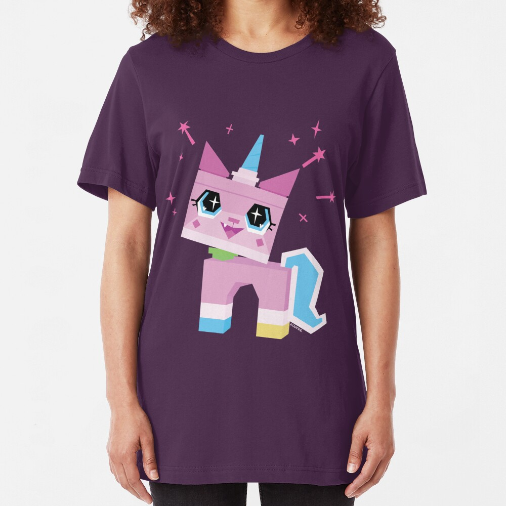 Unikitty Slim Fit T-Shirt