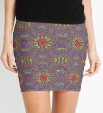 Flowering Multiples two Mini Skirt