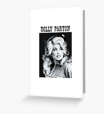 Dolly Parton Young Greeting Card