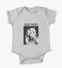 Dolly Parton Young One Piece - Short Sleeve
