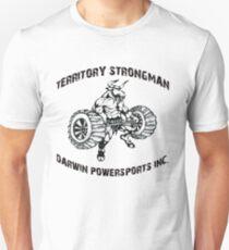Territory Strongman Logo T-Shirt