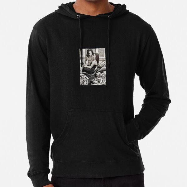 Eric Draven & Shelly Webster - The Crow Lightweight Hoodie