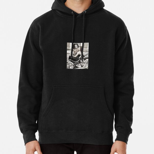 Eric Draven & Shelly Webster - The Crow Pullover Hoodie