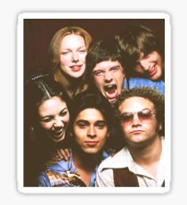 That '70s Show Cast Sticker