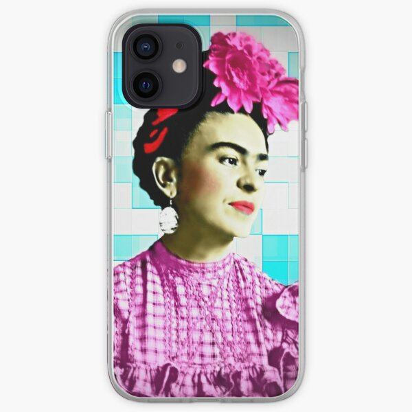 Frida Kahlo Portrait  iPhone Soft Case