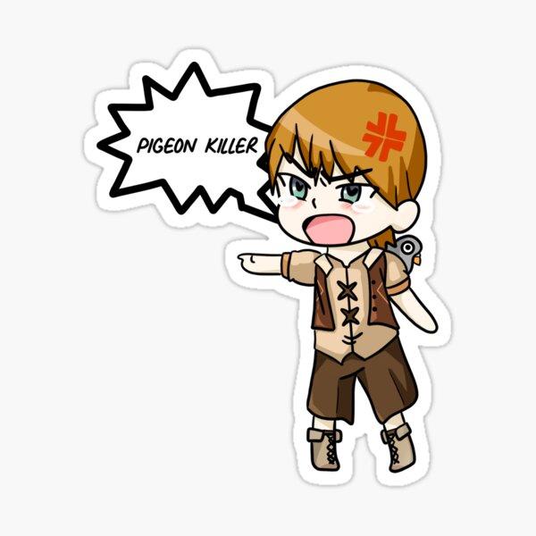 Timmie Genshin Impact Sticker