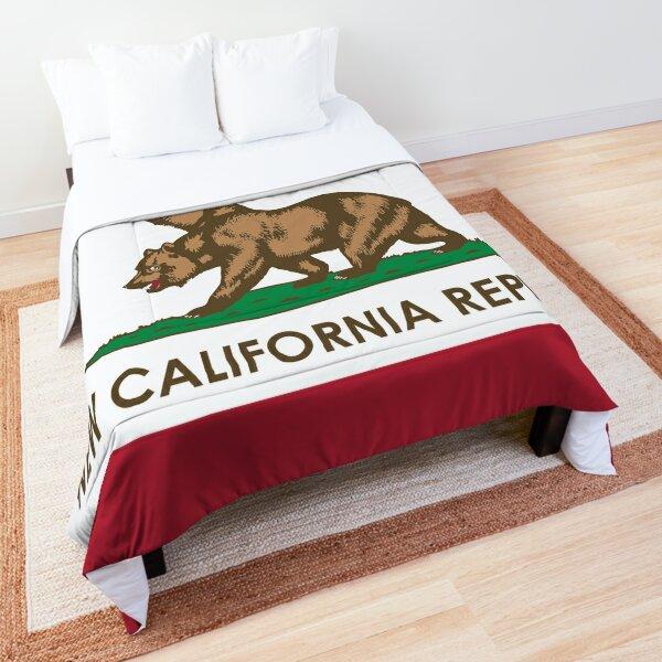NCR Flag Comforter