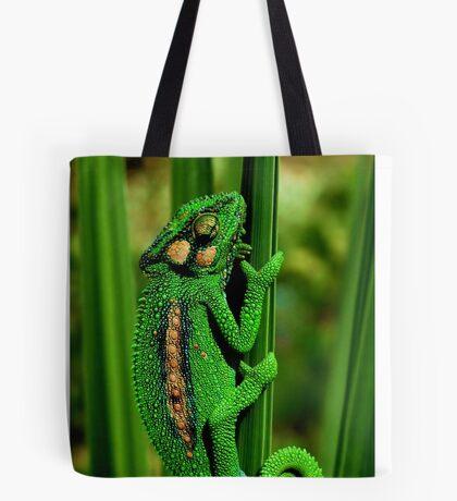 Cape Dwarf Chameleon II Tote Bag