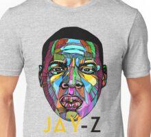 JAY-Z FACE  Unisex T-Shirt