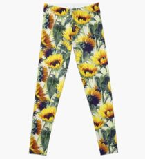 Sunflowers Forever Leggings